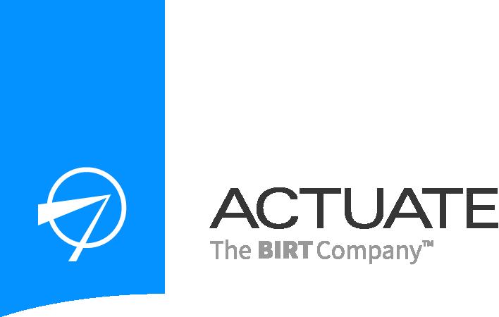 actuate corporation herald